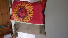 Sommer Sonnen Blumen Tasche