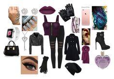 """Styling in Purple"" by aryannaaaa on Polyvore featuring Mike Saatji, Vera Wang, M&Co, River Island, Amanda Rose Collection, Miss Selfridge, Yves Saint Laurent, Glamorous, WearAll and Plukka"