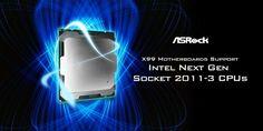 #asrock aggiorna il bios delle proprie schede madre #rog aggiungendo il supporto alle nuove cpu #intel deca-core. #geek #tech #news #hardware #computer