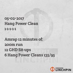 """774 gilla-markeringar, 13 kommentarer - CrossFit Linchpin (@crossfitlinchpin) på Instagram: """"Post loads & times to comments. Scale as needed. For scaling options research CrossFit.com.…"""""""
