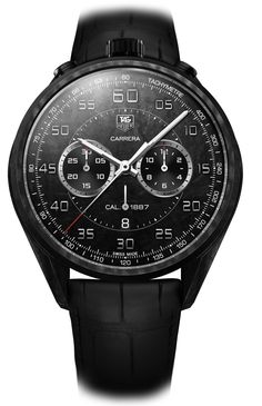 TAG Heuer CARRERA CARBON 1887 CONCEPT CHRONOGRAPH