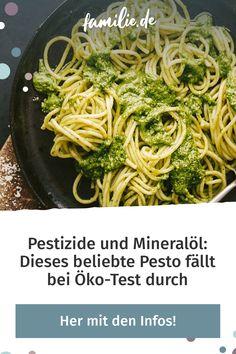 """Bei vielen Familien kommen Nudeln mehrmals wöchentlich auf den Tisch und es gibt Pesto dazu - auch bei uns zu Hause. Doch diese Nachricht vom jüngsten Verbrauchertest von Öko-Test schockiert regelrecht: Das beliebte Barilla Pesto erhält im Test nur """"ungenügend"""" und das sind die Gründe, warum ihr es aktuell nicht mehr kaufen solltet. #pesto #nudeln #nudelgericht #grünespesto #barilla #ökotest #getestet #verbrauchertest #schock #test"""