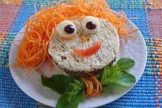 Resultado de imagem para pratos decorados com comida