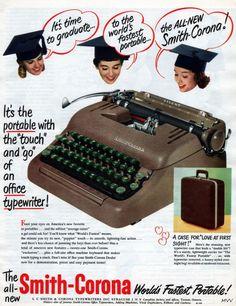 Smith-Corona 1950