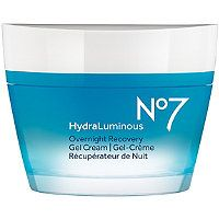 No7 Hydraluminous Overnight Recovery Gel Cream Nightcreambest