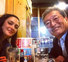 After a looong flight.  #family #happy #travel #photooftheday #新橋 #東京 #japan