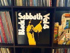 Black sabbath- Vol 4. 1972 first US pressing by listeninglistener