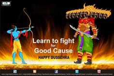 family wishing you all very Dussehra ! Learn To Fight, Family Wishes, Free, Happy, Lawyers, India, School, Text Posts, Goa India