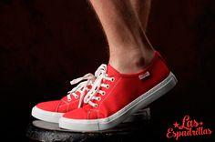 Хочешь привлечь внимание и выделиться тогда коллекция кедов от Las Espadrillas для тебя. Ведь красный цвет всегда популярный и служит средством для привлечения внимания. Заказывайте прямо сейчас на http://lasespadrillas.com всего 499грн. #buy #shoes #footwear #style #woman #sneakers #keds #converse #Обувь #стиль #journal #vans #look #like #madeinukraine #hypebeast #sneakerfreaker #sneakernews #goodlook #кеды #стиль #бренд #обувь #магазин