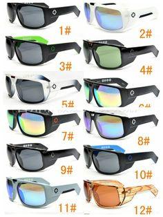 c4449baebe 14 colors hot sale touring SPY sunglasses colorful reflective spy men s  sunglasses sports sunglasses men spy