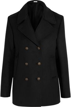 TOMAS MAIER WOOL-BLEND PEACOAT $288 http://www.theoutnet.com/product/847228