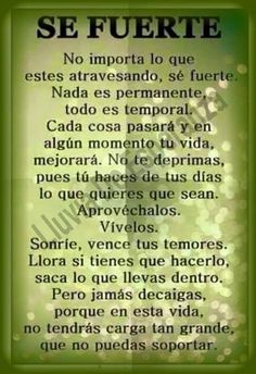 Gods Love Quotes, Love Yourself Quotes, Faith Quotes, Wisdom Quotes, Words Quotes, Me Quotes, Spanish Inspirational Quotes, Spanish Quotes, The Words