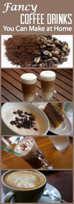 Here's how to brew up a perfect cup of coffee. What? You like a *fancy cuppa? Gotcha covered. Serve it with breakfast, or as a simple warm up in chilly weather.