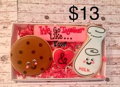 Valentine's Day Sugar Cookies/ Decorated Sugar Cookies / gift ideas / valentine's Gifts by DPSweets on Etsy https://www.etsy.com/listing/571986170/valentines-day-sugar-cookies-decorated