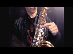 Learning Saxophone Basics - Alto Sax Notes - Beginning Saxophone - Mid Range on Alto Saxophone - YouTube