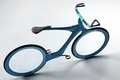 Hoe milieuvriendelijke kan een fiets zijn? Muziek & anti-lekbanden middels zonneenergie en het mooiste: kan niet worden gestolen!