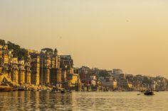 #varanasi #india #travel #ganges