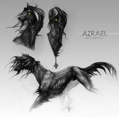 Azrael by MattBarley.deviantart.com on @DeviantArt