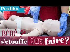 Conseils des médecins : comment faire pour sauver un bébé qui s'étouffe