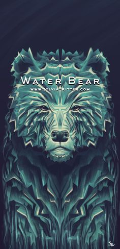 Water Bear by SylviaRitter.deviantart.com on @DeviantArt