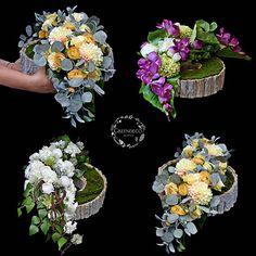 "Photo by ""Greendeco"" - Online Shop on September Obraz może zawierać: kwiat Funeral, Floral Wreath, Bouquet, Jar, Crown, Wreaths, September, Jewelry, Instagram"