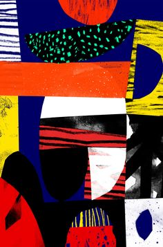 tomabbisssmithart: 'Ensemble' Tom Abbiss Smith Art.