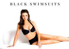Black Swimsuit, Swimsuit Tops, One Piece Swimsuit, Swimsuits For Big Bust, Tankini, Bikinis, Swimwear, Cover Up, Elegant