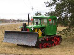 T 74 - Minest Retked Tractors, Vehicles, Car, Vehicle, Tools