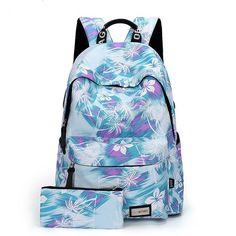 Cheap Leisure Flower Women Canvas Travel Rucksack Abstract School Laptop Bag  Backpack For Big Sale!Leisure Flower Women Canvas Travel Rucksack Abstract  ... ebc266d2605a9