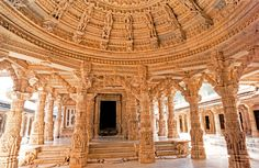 Hindus, Nepal, Mount Abu, Marble Carving, Temple Mount, Jain Temple, North India, Hill Station, Udaipur