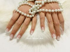 french manicure  gel