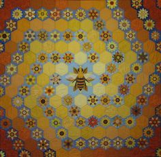 The Bees for Development Quilt