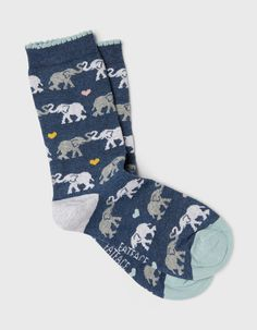 a1da5145bfc 10 Best Elephant socks images