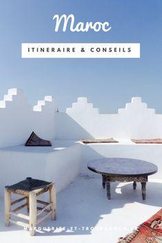 Voyage au Maroc, itinéraire, budget, conseils - Marguerite et Troubadour