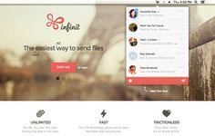 Infinit : une application gratuite pour transférer des gros fichiers sur Mac