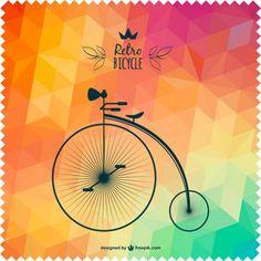 Illustrazione gratuito di biciclette