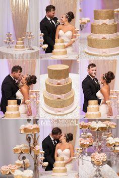 Marc Mikhail Photography | The Eric and Morgan Wedding Extravaganza | http://www.takenbymarc.com #marcmikhailphotography  #takenbymarc #groom #Bride #weddingcake #pinkandgold #pink #gold #cakesmash #photography #blackandwhitephotography #wedding #weddingphotography #weddingphotographyideas  #Toronto #Hamont #Hamilton