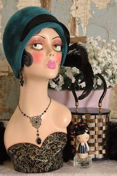flapper mannequin - Bing Images