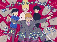 Here's a summary of Mob Psycho 100 Episode 11