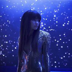 Zendaya in Bruno's Versace on the floor music video