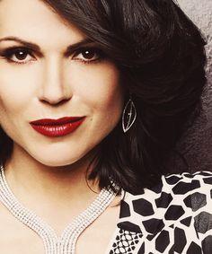 Evil Queen | Lana Parrilla Swan Queen, Queen B, Ouat, Spin City, Regina Mills, Jennifer Morrison, Halle Berry, Interesting Faces, Celebs