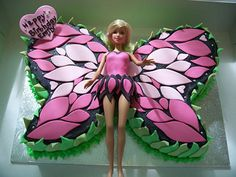 """this is another idea for syds birthday cake only I would add a monster high doll and make it a little more """"gothy"""""""