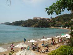 Playa de Joao Fernandes, Rio de Janeiro, #Brasil. Justo delante de la casa de esta familia con niños que quiere hacer un intercambio para las #vacaciones. Ya han hecho 20 intercambios y van a por el siguiente, ¿te animas tú?