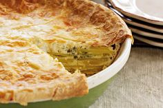 Potato and feta picnic pie recipe, Canvas – This hearty pie travels well and makes great fare for a picnic or casual lunch Tailor your own version by adding your favourite flavours ampndash try fresh tarragon or pesto in place of spring onion chopped olives in place of capers or parmesan or blue cheese instead of feta Or glam it up with a layer of thinly sliced smoked salmon – bite.co.nz