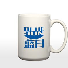 Blue Sun - Evil Corporation - Firefly Coffee Cup / Mug