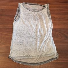 Well Worn Grey Burnout Tank Super soft and comfy. rag & bone Tops Tank Tops