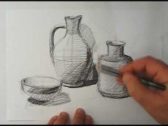 drawing still life - how to draw still-life - YouTube