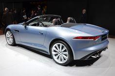 Jaguar F-Type // Automobilsalon Genf 2013