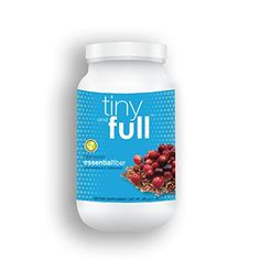 Tiny and Full Fiber Boost - Essential Fiber, Unflavored