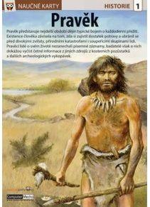 Naučné karty Pravěk Lidl, Prehistoric, Books, Livros, Libros, Prehistoric Age, Book, Prehistory, Book Illustrations